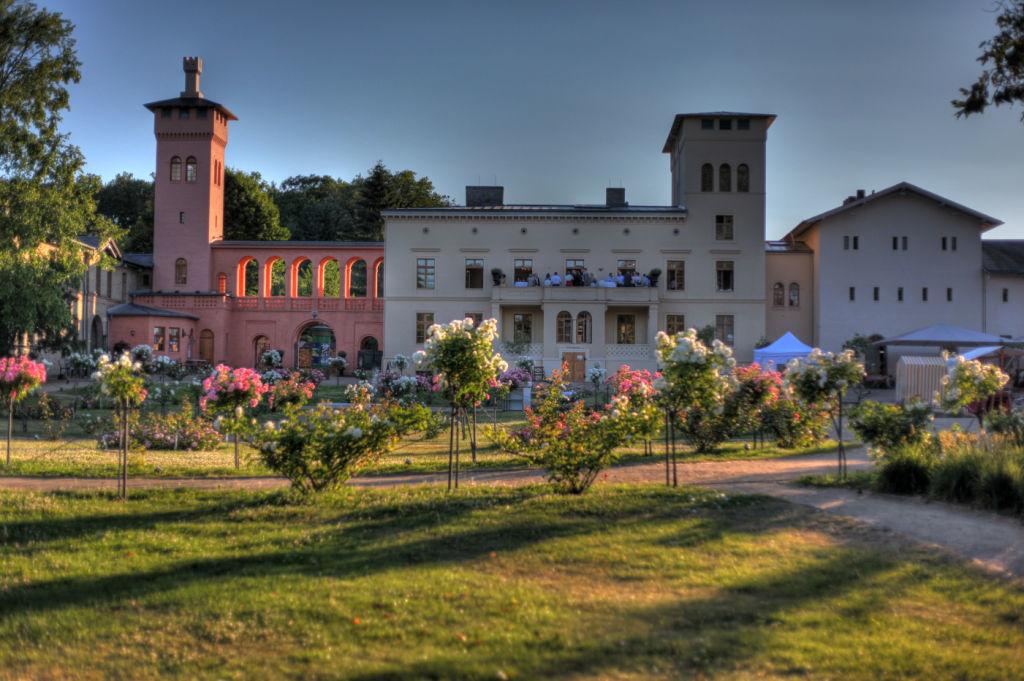 Beispiel: Herrenhaus, Foto: Krongut Bornstedt.
