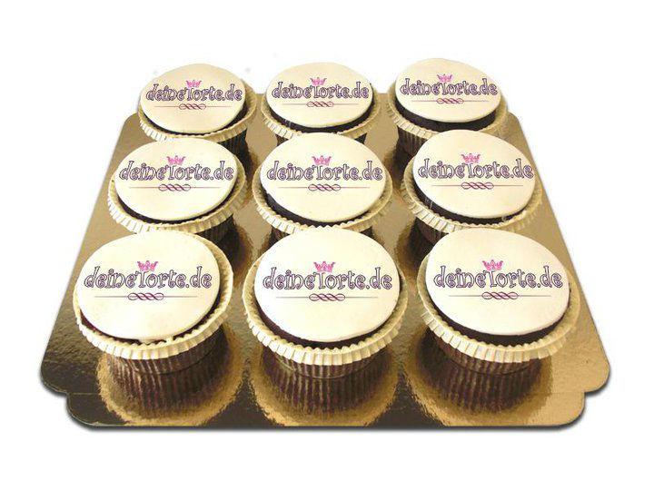 Beispiel: Cup Cakes zur Hochzeit, Foto: Deine Torte.