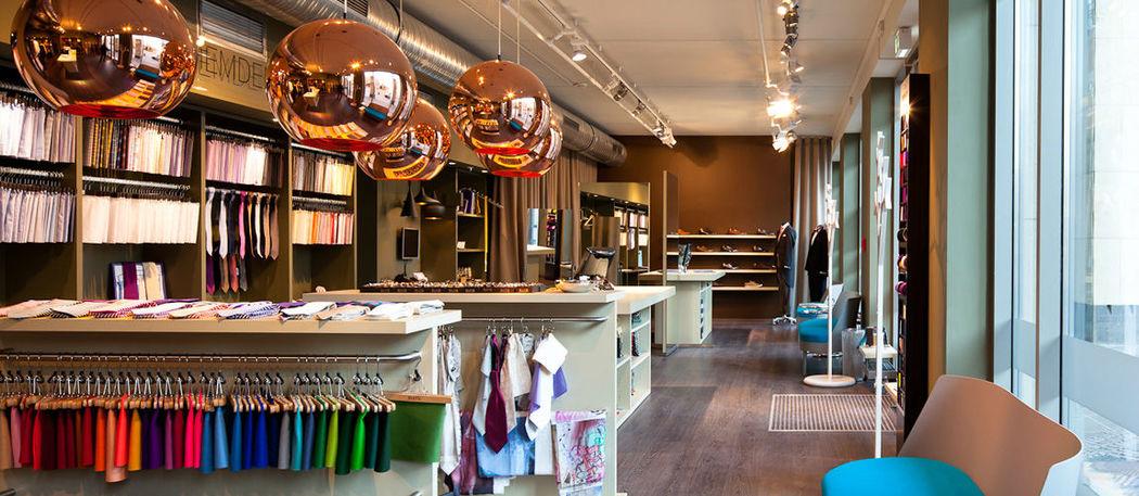 Beispiel: Ladengeschäft in Frankfurt, Foto: Xuits.