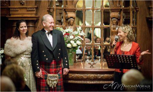 Scottish wedding : Greg & Julie