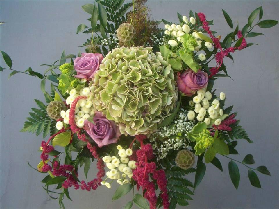 Beispiel: Individuelle Sträuße, Foto: Blumen Leitgeb-Hitzler.