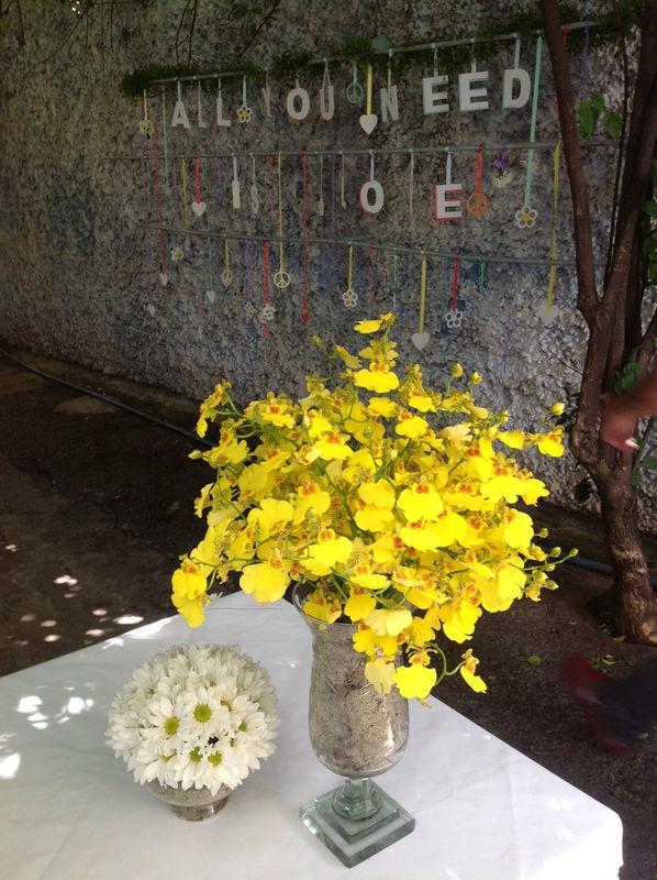 Bem Florido Casamento no Ruella - All You Need Is Love