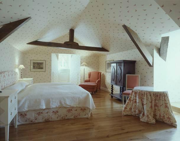 Beispiel: Zimmer, Foto: Schloss Körtlinghausen.