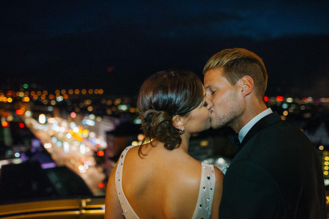 Hochzeitsfoto Anja & Sebastian