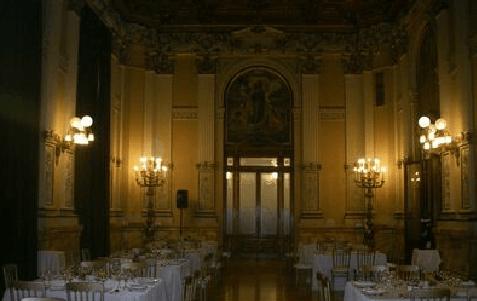 Ambientación para tu boda y la mejor selección de platillos para el banquete - Foto Dans le monde