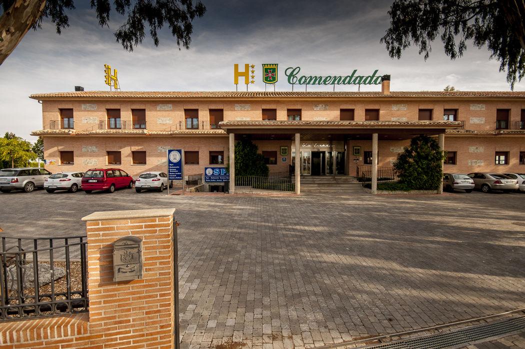 Finca Hotel Comendador