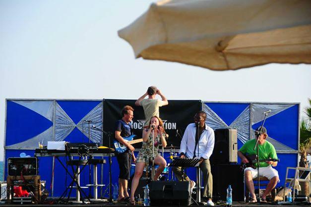 Beispiel: Auftritt, Foto: Rockomotion.
