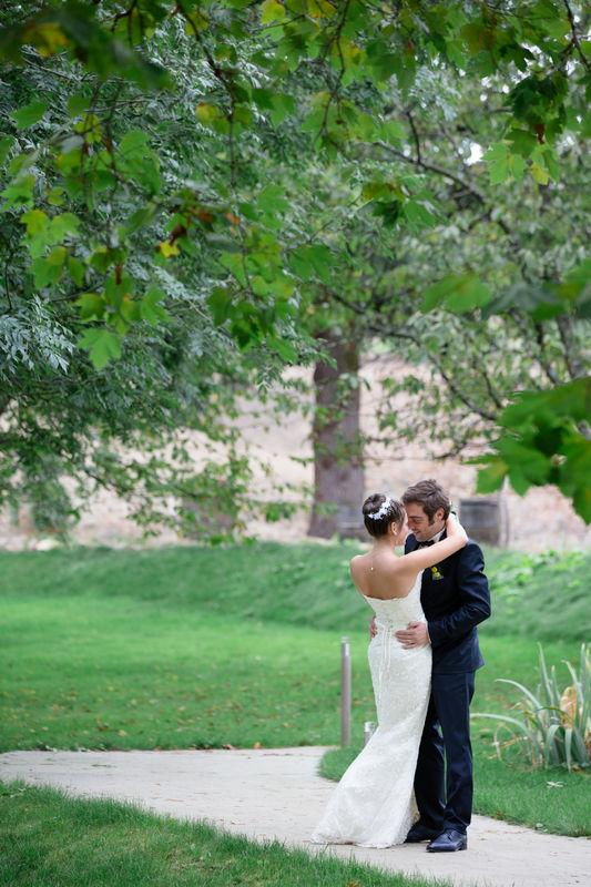 Mariage dans l'Eure