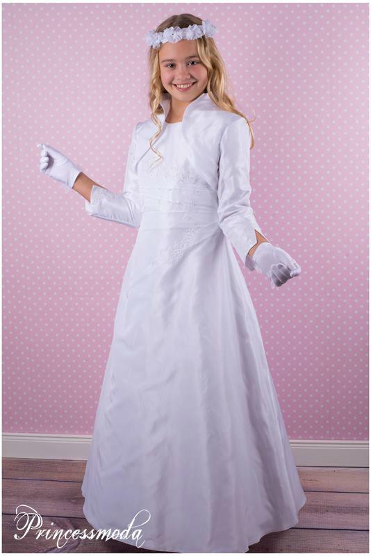Beispiel: Wunderschöne Kleider für Blumenmädchen, Foto: Princessmoda.