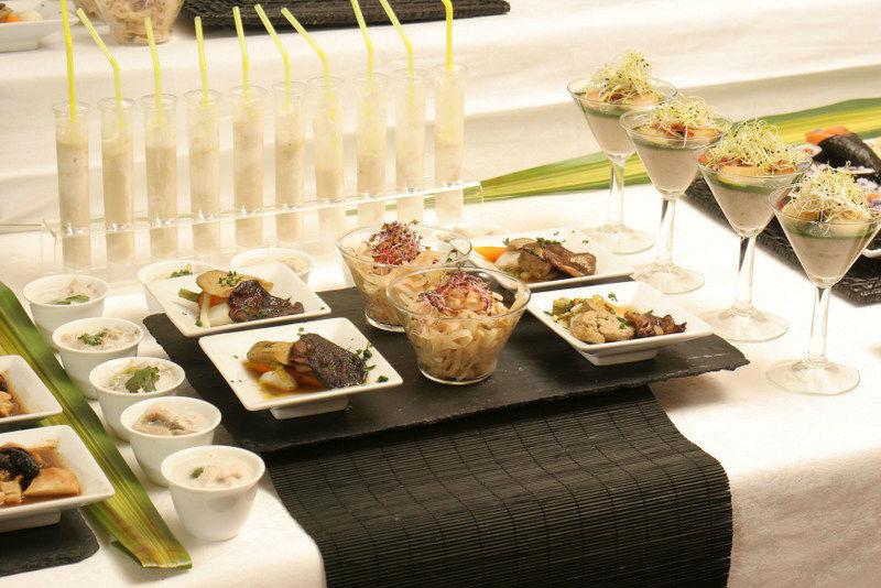 buffet thaï