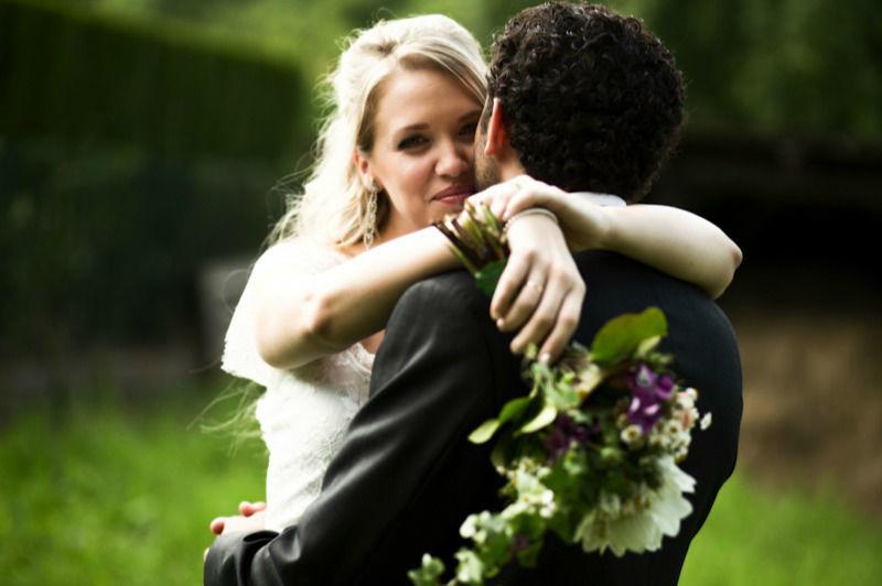 Beispiel: Professionelle Hochzeitsfotografie, Foto: Licht Film.