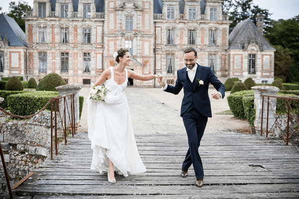 Mariés au Château de Beaumesnil