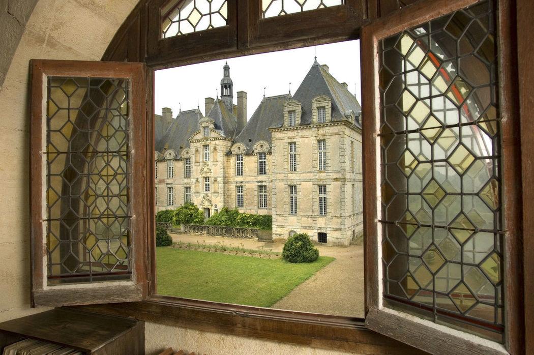 Vue depuis la chambre Gothique