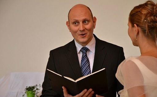 Beispiel: Einmalige Worte, Foto: Hochzeitscouch.ch.