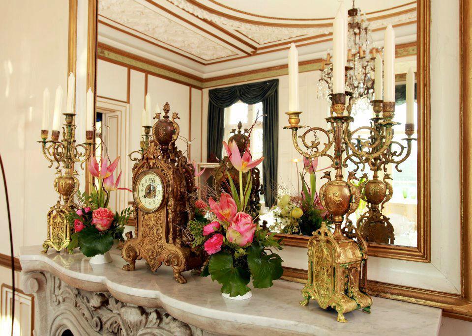 Beispiel: Impressionen vom Schloss, Foto: Schloss-Hotel Kittendorf.
