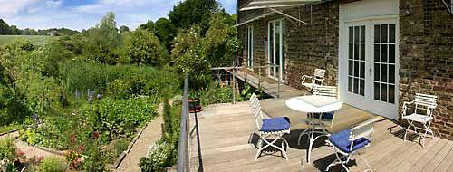 Beispiel: Terrasse, Foto: Nothenhof.