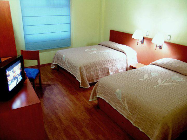 Hotel Azulejos en San Cristobal de las Casas