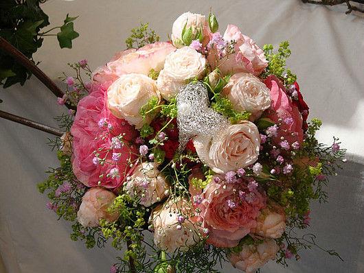 Beispiel: Brautsträuße für jeden Geschmack, Foto: Blütenreich.