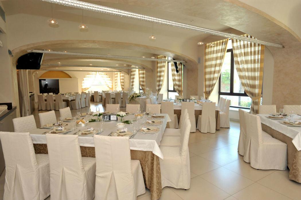 sala eventi ristorante Bigarò