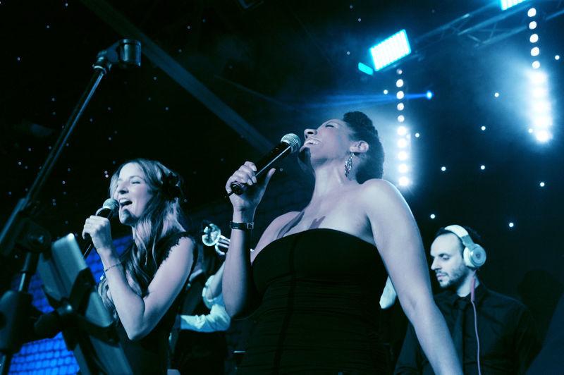 Chanteuses + DJ