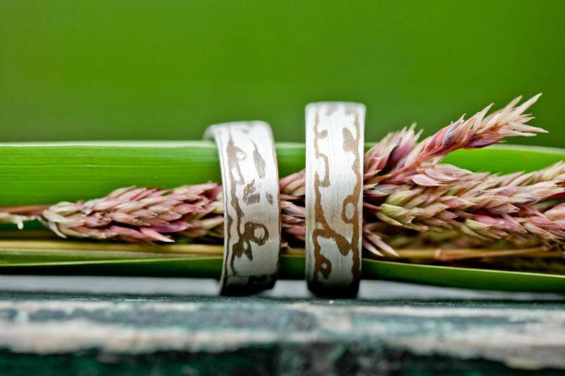 Beispiel: Verliebte Detail-Fotografie, Foto: Almut Buchwitz Fotografie.