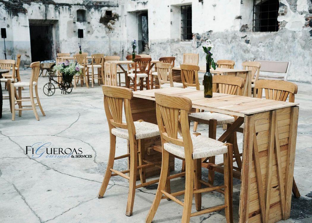 Gourmet Figueroas Ex Fabrica la Carolina