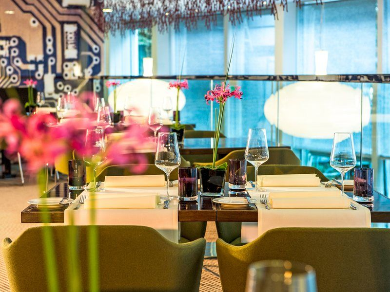 Beispiel: Restaurant, Foto: Dorint Kongresshotel Mannheim.