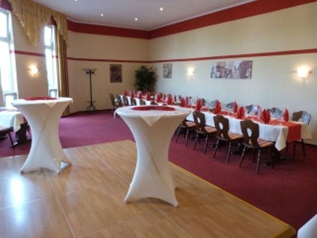 Beispiel: Tafel, Foto: Hotel An der  Hasenheide.