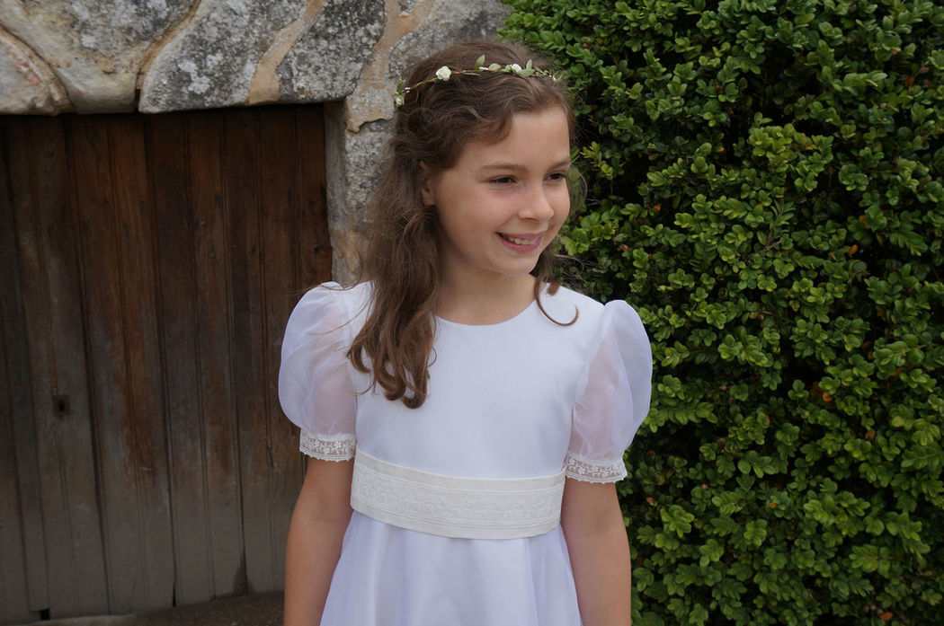 Robe Rebecca Fil de Légende