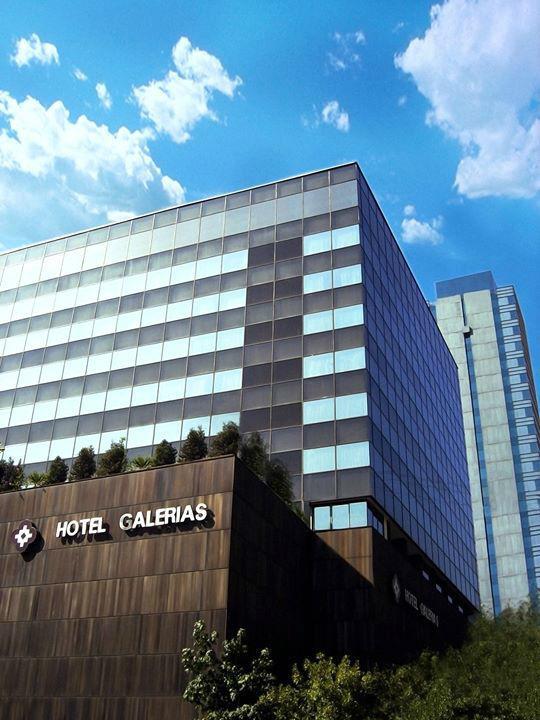Hotel Galerías.