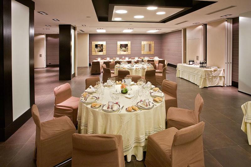 Hotel Abando, celebración de bodas