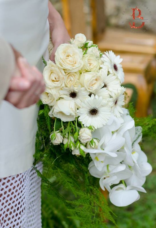 Design Floral- Bouquet da noiva