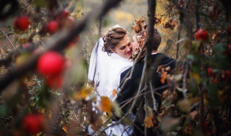 с. Павлово, свадьба Татьяны и Алексея