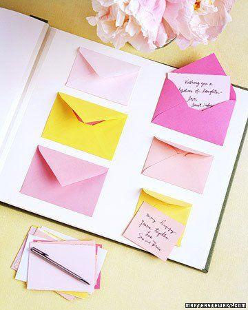 Beispiel: Idee fürs Gästebuch, Foto: Wunschmomente.