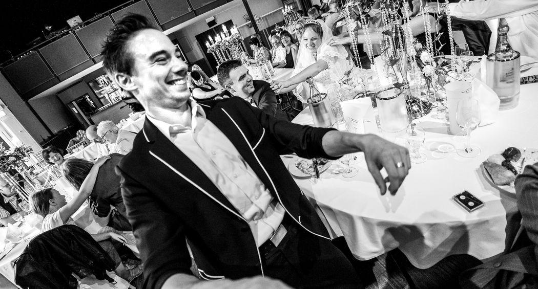 Zauberhafte Hochzeit mit Dan Berlin aus NRW
