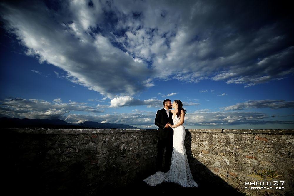 Matrimonio a Susegana, Castello di San Salvatore