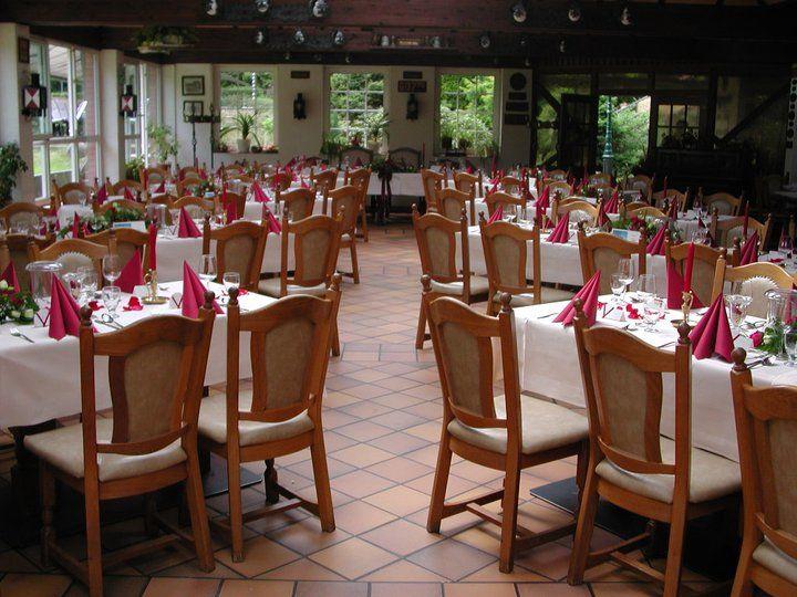 Beispiel: Festgedeck, Foto: AKZENT Hotel Brüggener Klimp.