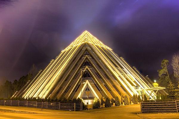 Hotel Piramida, lokal na wesele