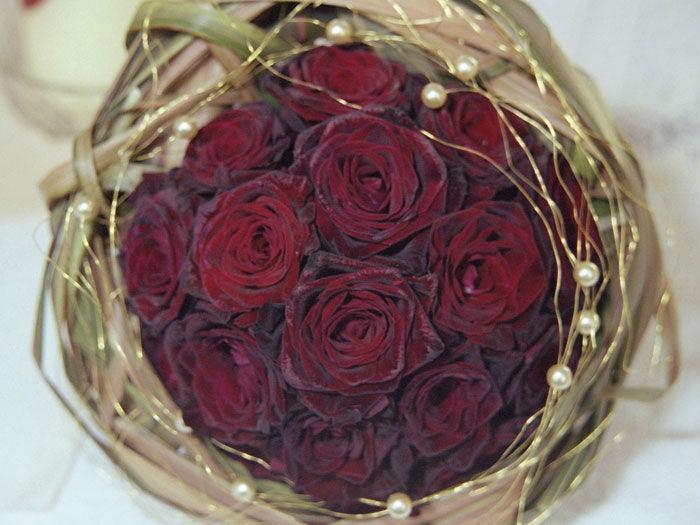 Beispiel: Wunderschöne Brautsträuße, Foto: Trau Atelier.