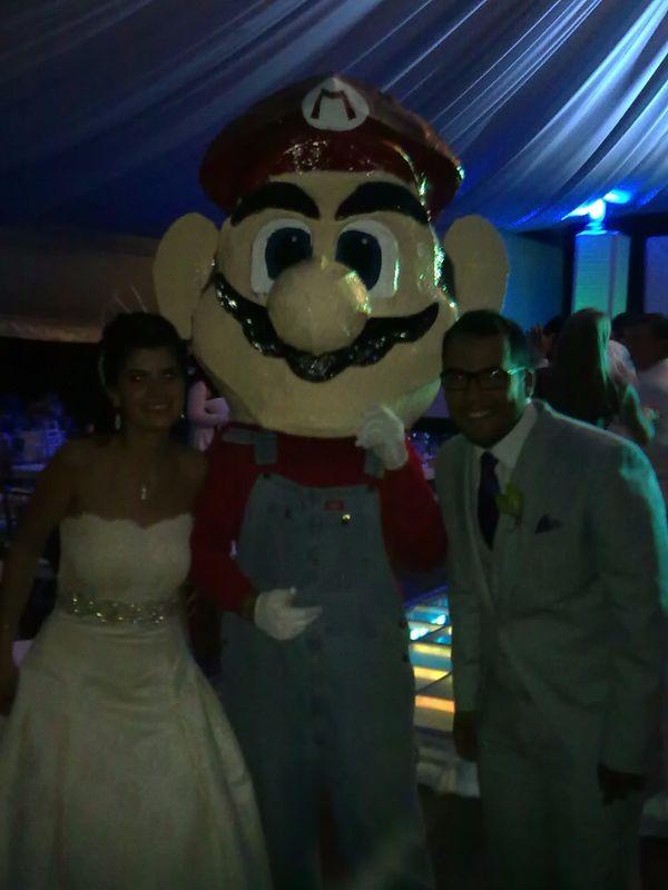 Mario bross Animacion