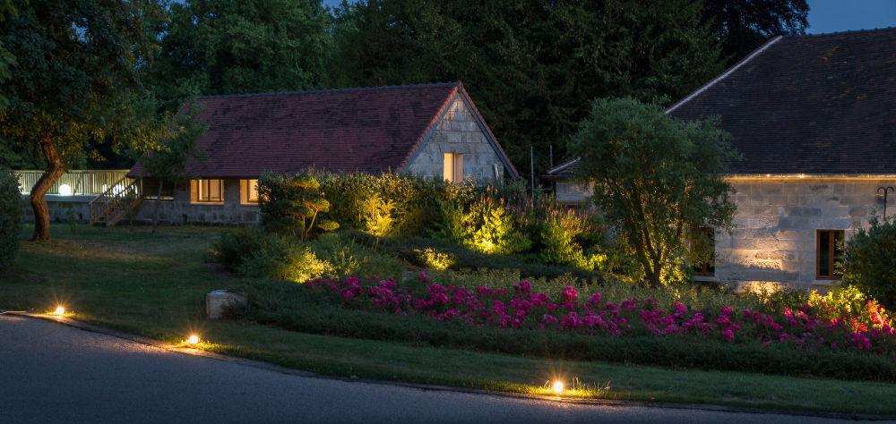 La Petite Maison de nuit...