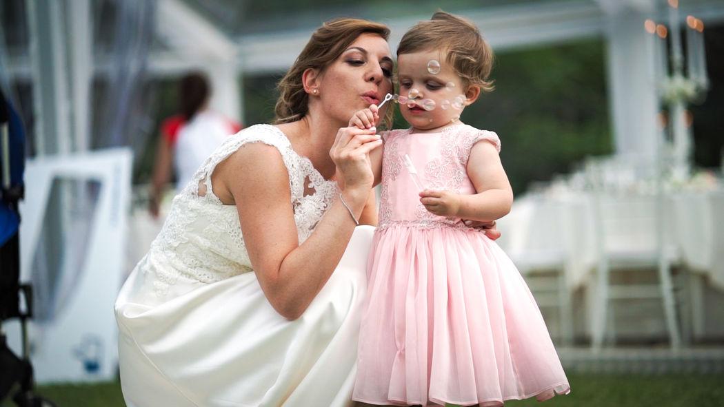 Bride&Little Queen