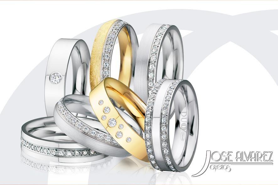 alianzas boda jerez