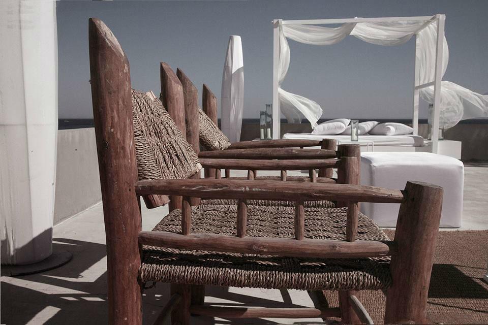 Coconuts, Cascais - Lounge Exterior (Casa do Marquês)