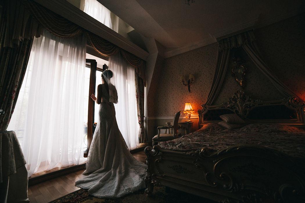Утро невесты в отеле