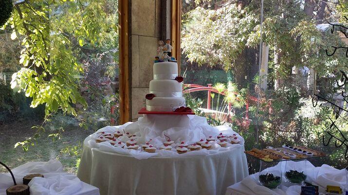 Calas rojas y cupcakes de solteras