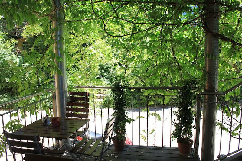 Beispiel: Terrasse, Foto: Restaurant Süden.