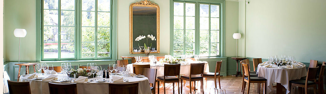 Beispiel: Ihr Hochzeitsbankett, Foto: Gasthof Hirschen.