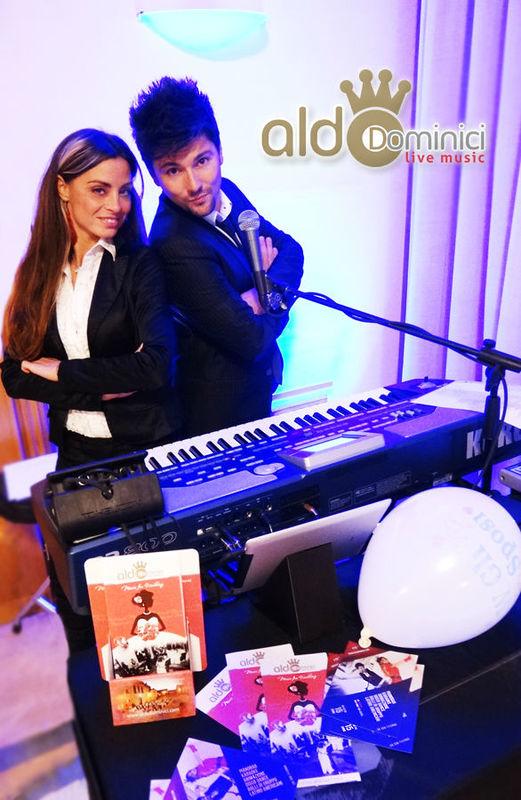 Aldo e Maura Live Music for Weddings