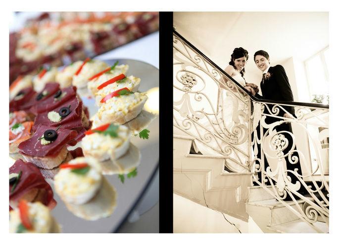 Beispiel: Professionelle Hochzeitsfotografie, Foto: Art 17.